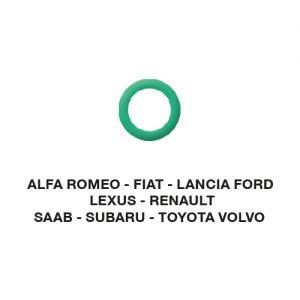 O-Ring Alfa-Fiat-Lancia-Ford-Lexus-Renault-Saab  6.60 x 1.50  (5 St.)