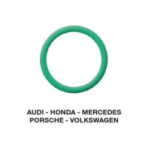 O-Ring Audi-Honda-Mercedes-Porsche-Volkswagen 17.30 x 2.00 (5 St.)
