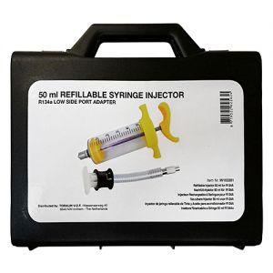 Wiederverwendbare Einfüllspritze R134A, 50 ml