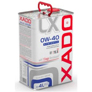 XADO Luxury Drive 0W-40 Synthetisches Motoröl 4L