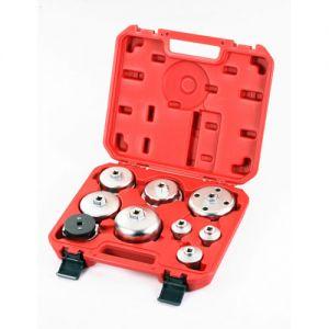 Ölfilterschlüssel-Set (9-teilig)