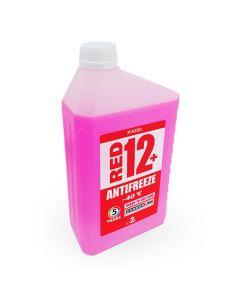 XADO Kühlflüssigkeit G12+ Rot, 2L