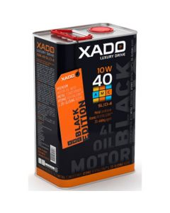 XADO LX AMC Black Edition 5W-40 SM Synthetisches Motoröl