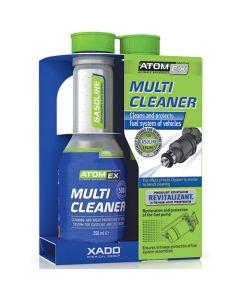 Injektor Reiniger - Multi Cleaner - Benzin Kraftstoffsystemreiniger