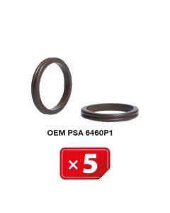 Klimaanlage Spezialdichtung OEM PSA 6460P1 (5 St.)