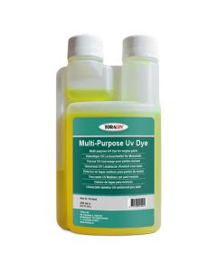 UV-Lecksuchadditiv Öl und Kraftstoff UV-Farbstoff 250 ml
