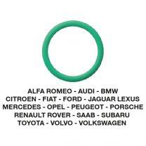 O-Ring Alfa-BMW-Opel-Saab-Volvo-etc. 15.80 x 1.90  (5 st.)