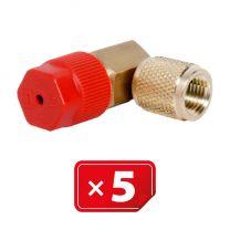 Retrofit-Adapter HD-Seite  90° 1/4