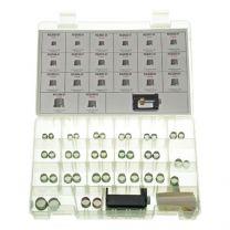 Klimaanlagen-Kompressor Einlassfiltersieb Sortiment (Compressor Guard)