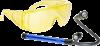 UV-Lampe mit flexiblem Hals