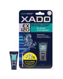 XADO REVITALIZANT® EX120 für alle Typen von Kraftstoffeinspritzanlagen und -systemen, Tube 9 ml
