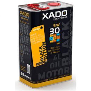 XADO LX AMC Black Edition 5W-30 SM Synthetisches Motoröl 4L