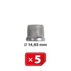 Klimaanlagen-Kompressor Einlassfiltersieb  14.93 mm (5 St.)