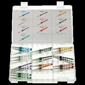 Drosselset (orifice tube) für Pkw-Klimaanlagen