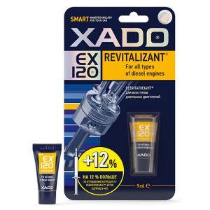 XADO REVITALIZANT® EX120 für Dieselmotoren, Tube 9 ml
