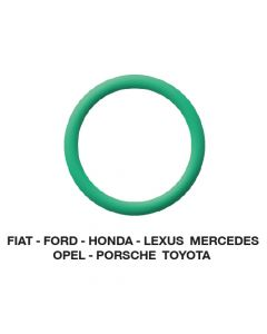 O-Ring Fiat-Ford-Honda-Lexus-Opel-Toyota-etc. 19.80 x 2.40  (5 st.)