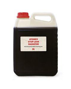 Kühlerdichtmittel - Atomex Stop Leck - für Auto Kühler, 5L
