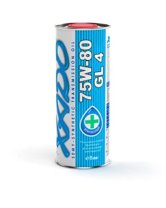 XADO Getriebeöl 75W-80GL Teilsynthetisches