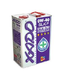 XADO Synthetisches Motoröl 0W-40 SL/CF