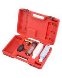 Set zum Testen auf Verbrennungsgase im Kühlsystem (mit vertikalen Testkammern)