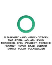 O-Ring Alfa-Audi-BMW-Citroen-Fiat-etc. 10.82 x 1.78 (5 st.)