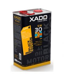 XADO LX AMC Black Edition 5W-30 SM Synthetisches Motoröl 4L