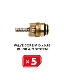 Ventileinsatz M10 x 0.75 für Buick Klimaanlagen (5 St.)