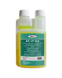 UV-Kontrastmittel Lecksuchmittel für KFZ-Klimaanlagen mit R134a und R1234yf, 250 ml