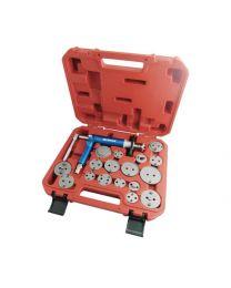 Druckluft Bremskolbenrücksteller (mit zwei zusätzlichen Adaptern K1 & K2)