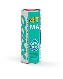 XADO Motorrad Öl 10W-40 4T MA vollsynthetisch